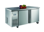 Luxury project ventilated 03 table top refrigerator